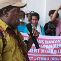 Sidang Kasus Diskriminasi Hukum Pengungkapan Kematian Pejuang Pasar Mama-Mama Papua