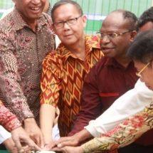 Persaudaraan OFM Papua Membangun Rumah Sakit Ibu dan Anak