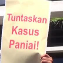 Tagih Janji Ke Presiden Jokowi Selesaikan Kasus Paniai