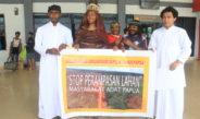 Siaran Pers: Hentikan Rencana Food Estate di Papua