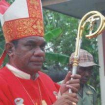 Pernyataan Uskup Timika Mgr. Jhon Philip Saklil, Pr: Penembakan di Deiyai