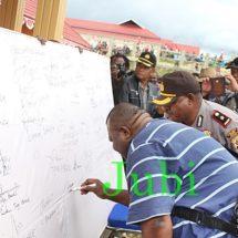 Laporan Penembakan di Kampung Oneibo, Kabupaten Deyai, Papua