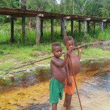 Menyelamatkan Anak-anak Papua