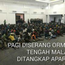 Laporan Penangkapan AMP oleh FMN di Kota Surabaya