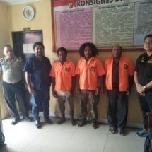 Aparat Penegak Hukum Papua Abaikan Perintah Undang-Undang Dalam Penanganan Kasus KNPB Timika
