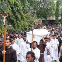 Pater Neles Kebadabi Tebay Pr: 'Perintis Jalan'