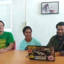 Papuan Voices Gelar FFP Ketiga di Sorong