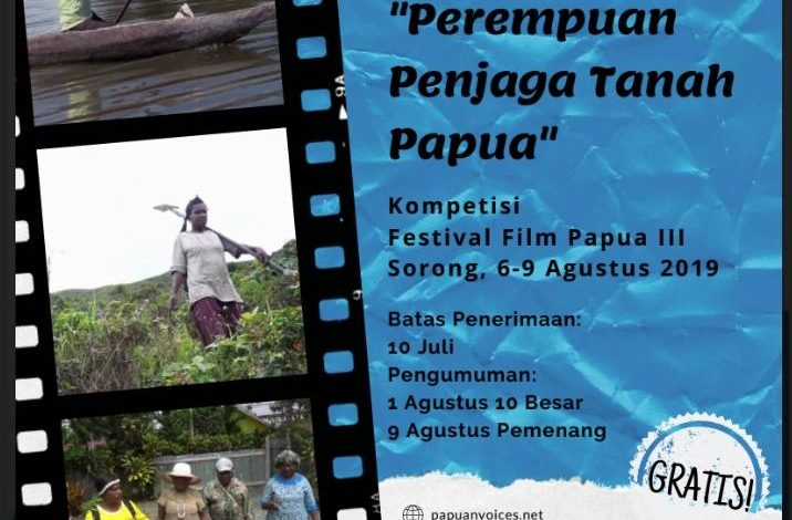 Panitia FFP Ke III Siap Terima Karya Film Dokumenter