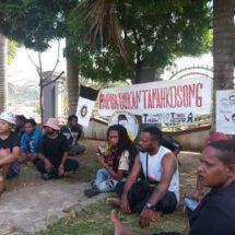 Perayaan Masyarakat Adat Internasional di Jayapura
