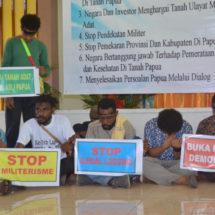 Hari HAM: BEM STFT Fajar Timur Bergumul tentang Alam dan Manusia Papua