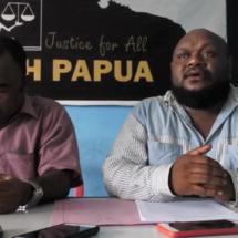 Pengadilan Negeri Balikpapan Tidak Berwenang Mengadili 7 Tapol Papua
