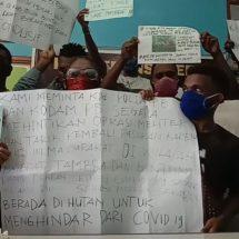 Siaran Pers: Hentikan Kekerasan dan Cabut Izin PT Wanangala Utama di Maybrat, Papua Barat