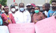 Laporan Aksi Damai Masyarakat Adat Dukung Kebijakan Bupati Sorong