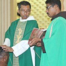 Misionaris Pertama dari OFM Papua Diutus